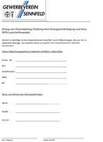 Abbuchungsauftrag-SEPA